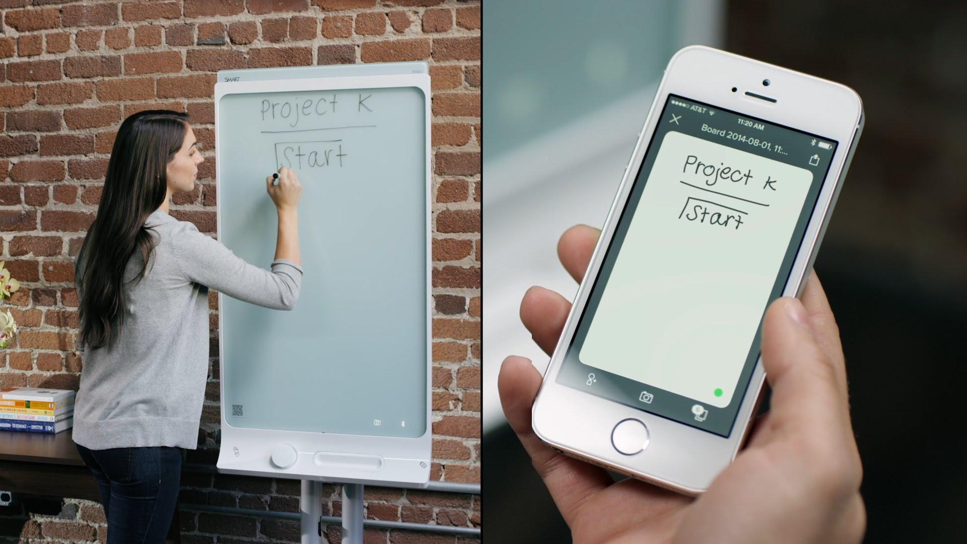 Smart Kapp İnteraktif Akıllı Tahta resim