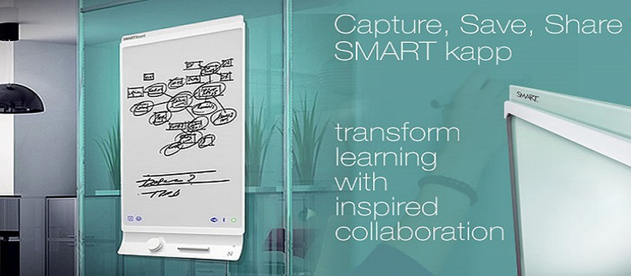 Smart Kapp Interactive White Board img