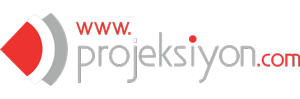 projeksiyon.com e-commerce logo